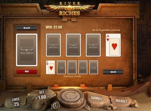 River of Riches - риск игра